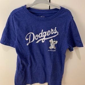 Other - Dodgers t-shirt size 5